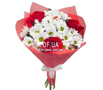 """Classic bouquet"" in the online flower shop df.ua"