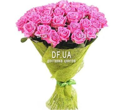 """Delicate pink roses"" in the online flower shop df.ua"