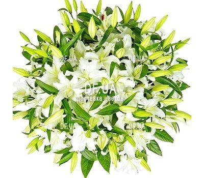 """A huge bouquet of lilies"" in the online flower shop df.ua"