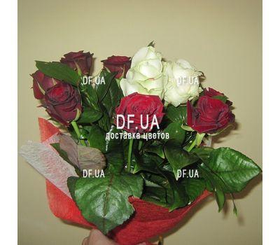 """""""11 роз - вид 1"""" в интернет-магазине цветов df.ua"""