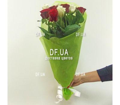 """""""11 роз - вид 4"""" в интернет-магазине цветов df.ua"""