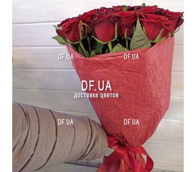 """""""27 красных роз - вид 5"""" в интернет-магазине цветов df.ua"""