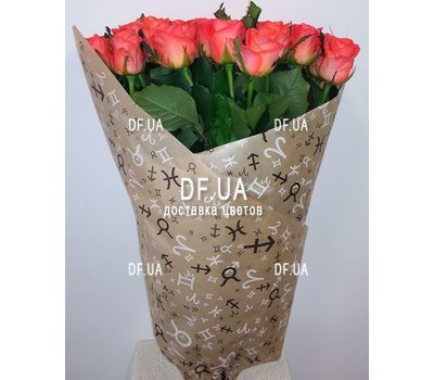"""51 roses bouquet - view 2"" in the online flower shop df.ua"