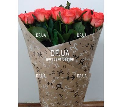"""51 roses bouquet - view 4"" in the online flower shop df.ua"