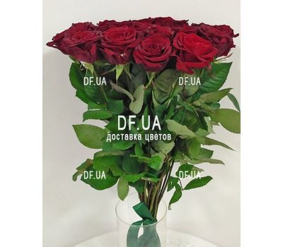 """Bouquet of 29 red roses - wiev 4"" in the online flower shop df.ua"