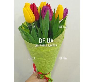 """""""Букет из 11 тюльпанов – вид 2"""" в интернет-магазине цветов df.ua"""