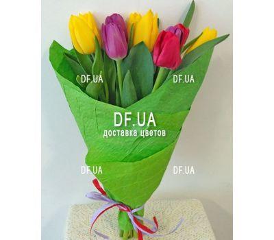 """""""Букет из 11 тюльпанов – вид 4"""" в интернет-магазине цветов df.ua"""