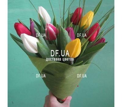 """""""Букет из 11 тюльпанов – вид 7"""" в интернет-магазине цветов df.ua"""