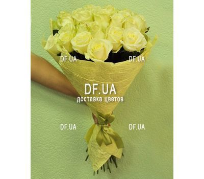 """Bouquet of 17 roses - view 3"" in the online flower shop df.ua"