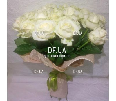 """Bouquet of 17 roses - view 5"" in the online flower shop df.ua"
