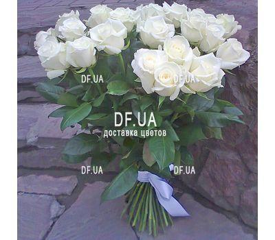 """""""Букет из 31 белых роз - вид 2"""" в интернет-магазине цветов df.ua"""