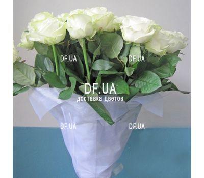 """""""Букет из 31 белых роз - вид 3"""" в интернет-магазине цветов df.ua"""