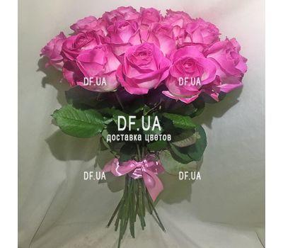 """""""Букет из розовых роз - вид 2"""" в интернет-магазине цветов df.ua"""