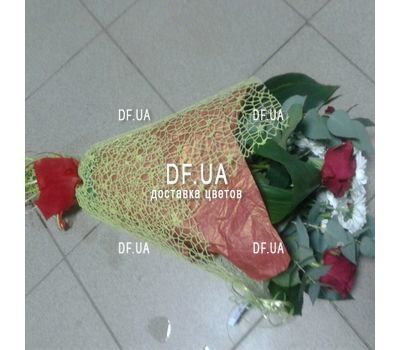 """Flowers for a friend - view 2"" in the online flower shop df.ua"