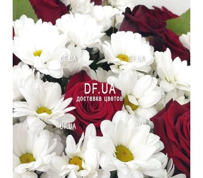 """""""Good morning flowers - view 3"""" in the online flower shop df.ua"""