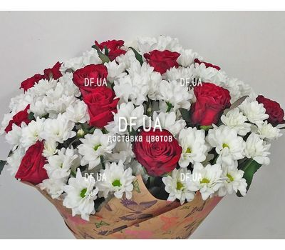 """""""Good morning flowers - view 5"""" in the online flower shop df.ua"""