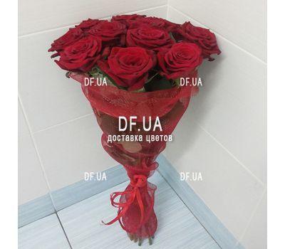 """""""Классический букет из роз - вид 3"""" в интернет-магазине цветов df.ua"""
