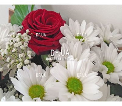 """""""A small bouquet of flowers - view 3"""" in the online flower shop df.ua"""