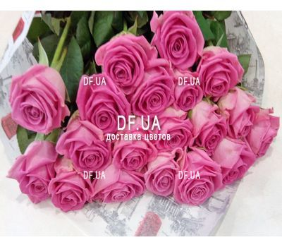 """Gently pink roses - view 3"" in the online flower shop df.ua"