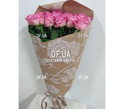 """Gently pink roses - view 5"" in the online flower shop df.ua"