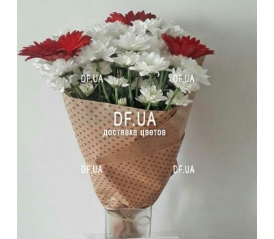 """A real bouquet of flowers - view 7"" in the online flower shop df.ua"