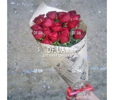 """""""Букет длинных роз - вид 3"""" в интернет-магазине цветов df.ua"""