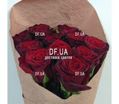 """Bouquet of 11 red roses - view 11"" in the online flower shop df.ua"
