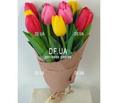 """""""Букет из 11 тюльпанов – вид 17"""" в интернет-магазине цветов df.ua"""