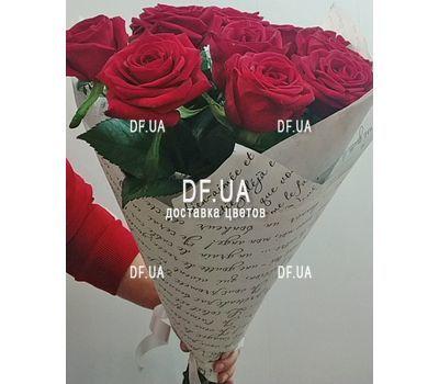 """""""Классический букет из роз - вид 8"""" в интернет-магазине цветов df.ua"""