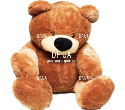 """Brown Teddy Bear 1 meter"" in the online flower shop df.ua"