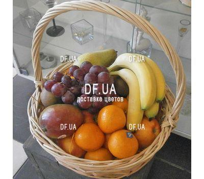 """Fruit basket gift - view 10"" in the online flower shop df.ua"