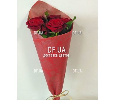 """Five Roses - view 11"" in the online flower shop df.ua"
