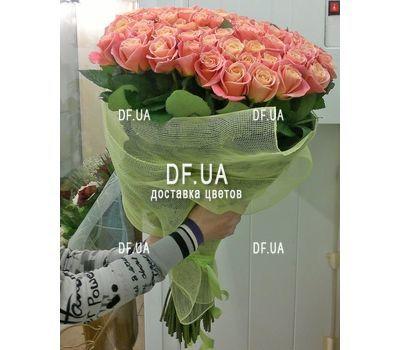 """""""Букет из 101 розы - вид 1"""" в интернет-магазине цветов df.ua"""