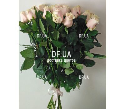 """""""Cute bouquet of cream roses - view 1"""" in the online flower shop df.ua"""