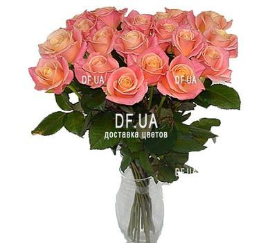 """17 roses of Miss Piggy"" in the online flower shop df.ua"
