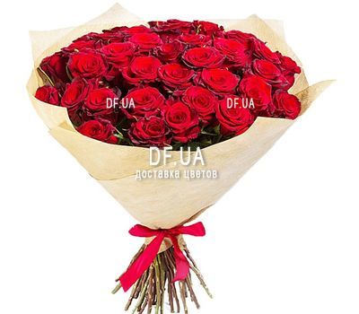 """""""35 червоних троянд"""" в интернет-магазине цветов df.ua"""