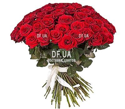 """39 red roses"" in the online flower shop df.ua"