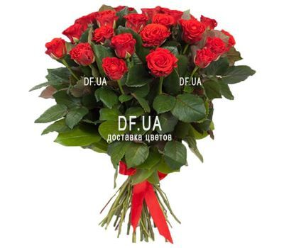 """31 red roses"" in the online flower shop df.ua"