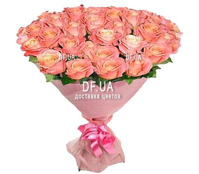 """23 roses Miss Piggy"" in the online flower shop df.ua"