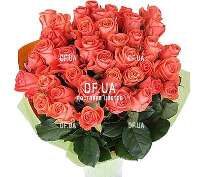 """Bouquet of 47 roses"" in the online flower shop df.ua"